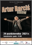 Zapraszamy na kabaretowe show Artura Barcisia.