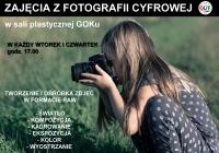 Zajęcia dla miłośników fotografii cyfrowej