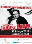 Koncert Janusza Radka