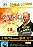 Koncert Andrzeja Rosiewicz