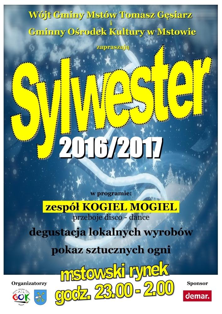 Sylwestrowo 2016/2017